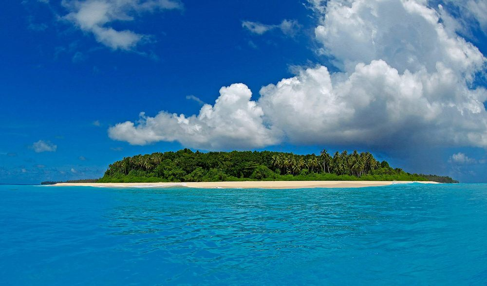 private island perfection luxury surf travel all inclusive