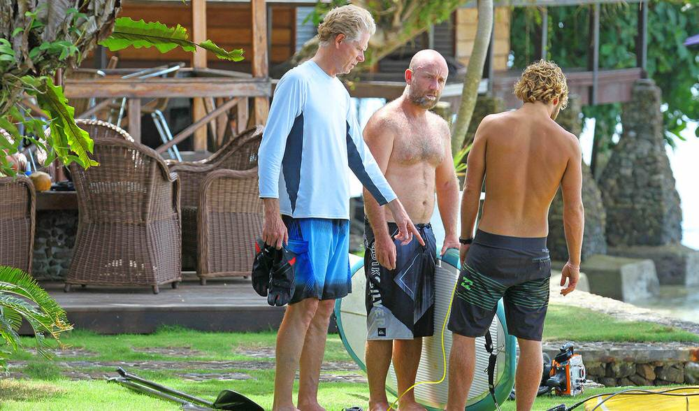 world-class instruction and information from our surf guides surf camp indonesia