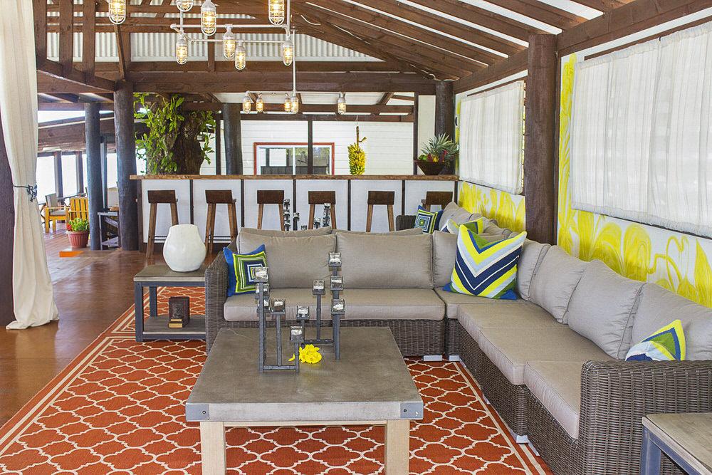 Hotel Lobby Surf All Inclusive Western Samoa Savai'i