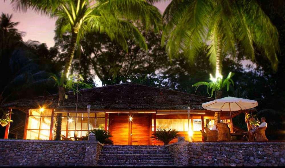 Telo Island Lodge Indonesia Surf Accommodations