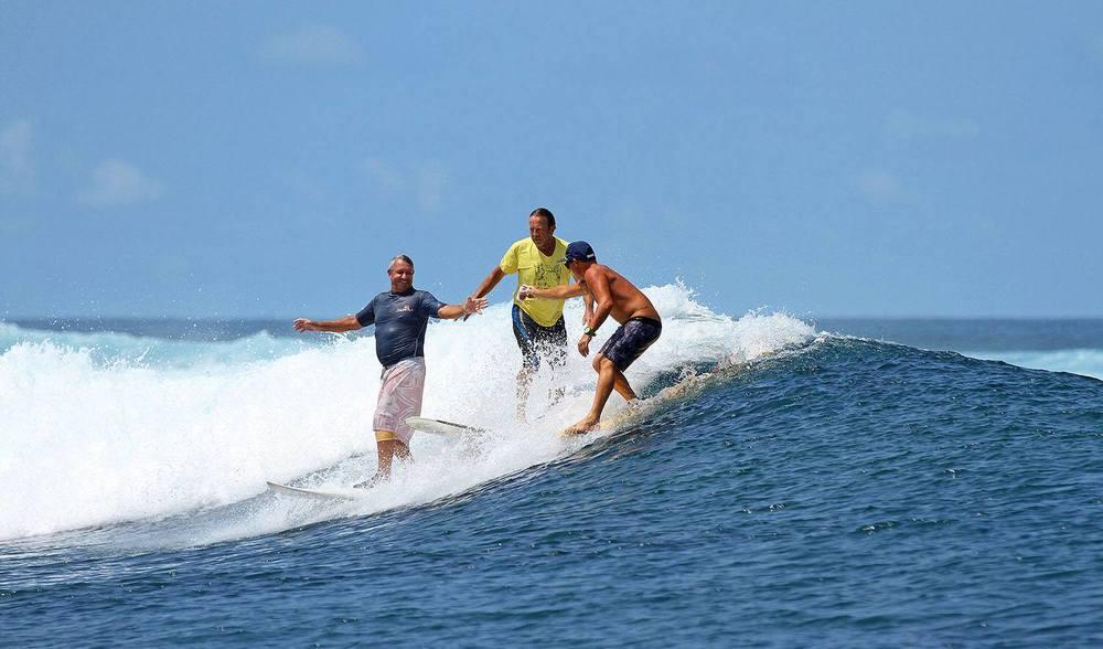 Australia surf vacation indonesia
