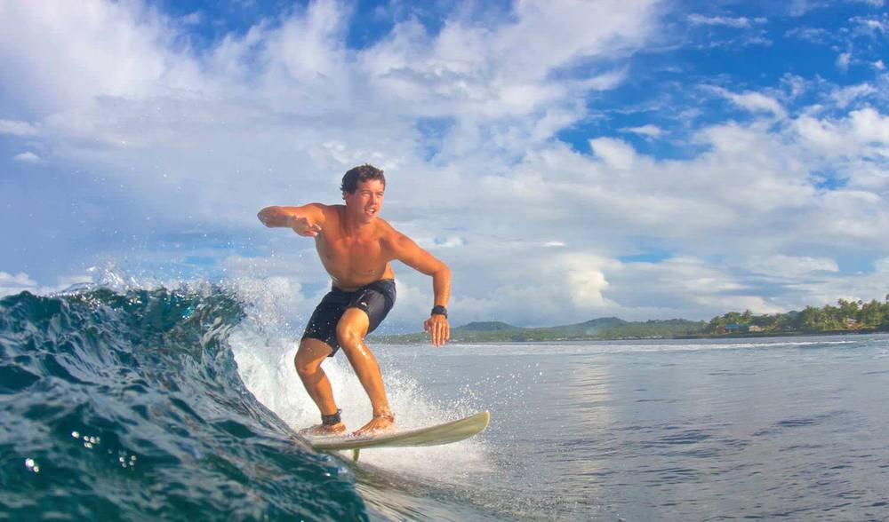 Learn to surf trip south pacific surf guides