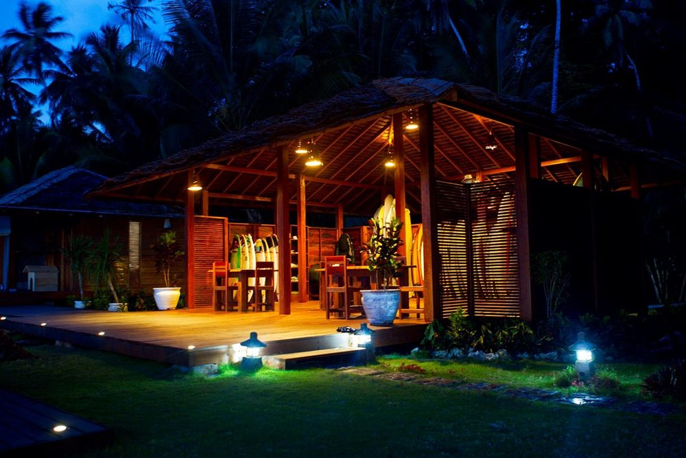 Telo Island Lodge Board Shack Night.jpg