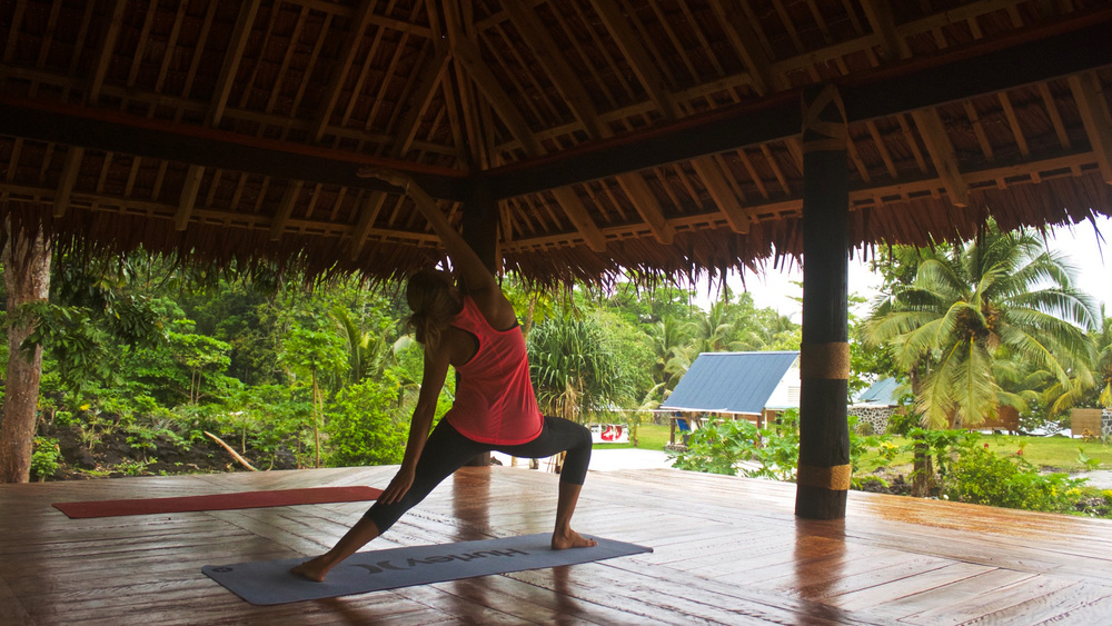 Want to hear from Gerry himself? Check out this short article on how yoga improves your surfing