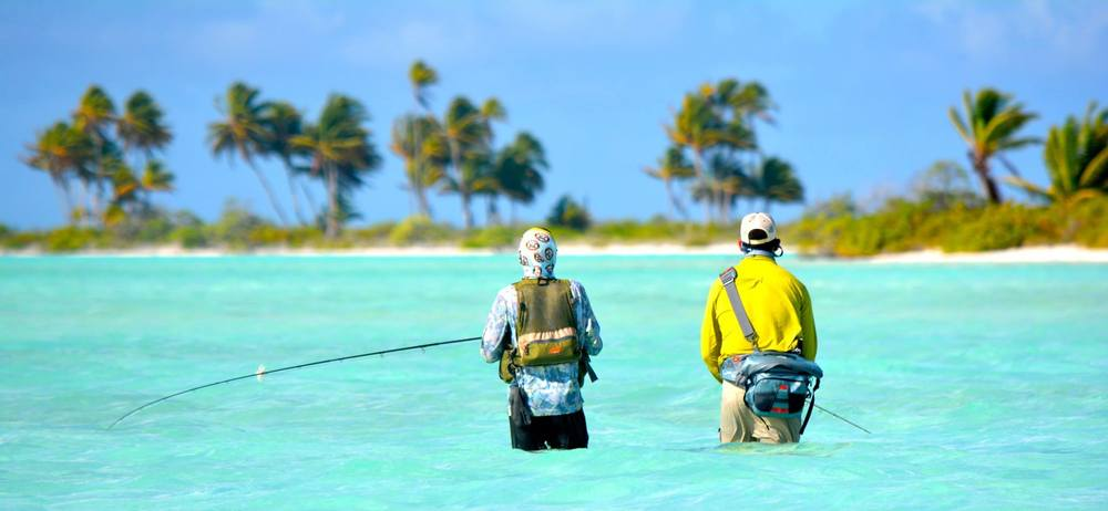 Fanning-Island-Resort fly-fishing-for-bone-fish-fanning-island-resort