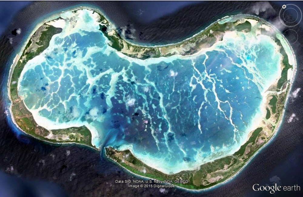 Fanning-Island-Resort protected atoll