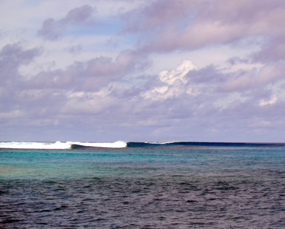 Fanning-Island-Resort  user-friendly surfing for all skill levels