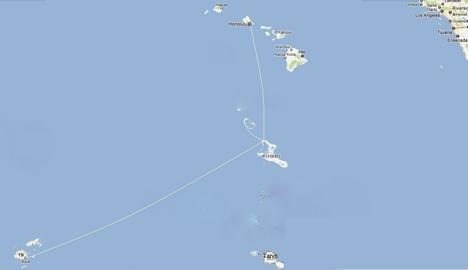 Fanning-Island-Resort location pacific ocean kiribati
