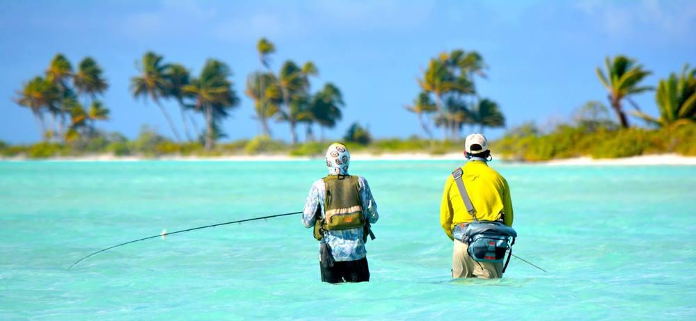 Fanning-Island-Resort flats fishing for bonefish and more