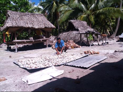 Fanning-Island-Resort village history culture