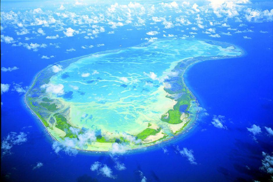 Fanning-Island-Resort-Fanning Island-atoll-lagoon