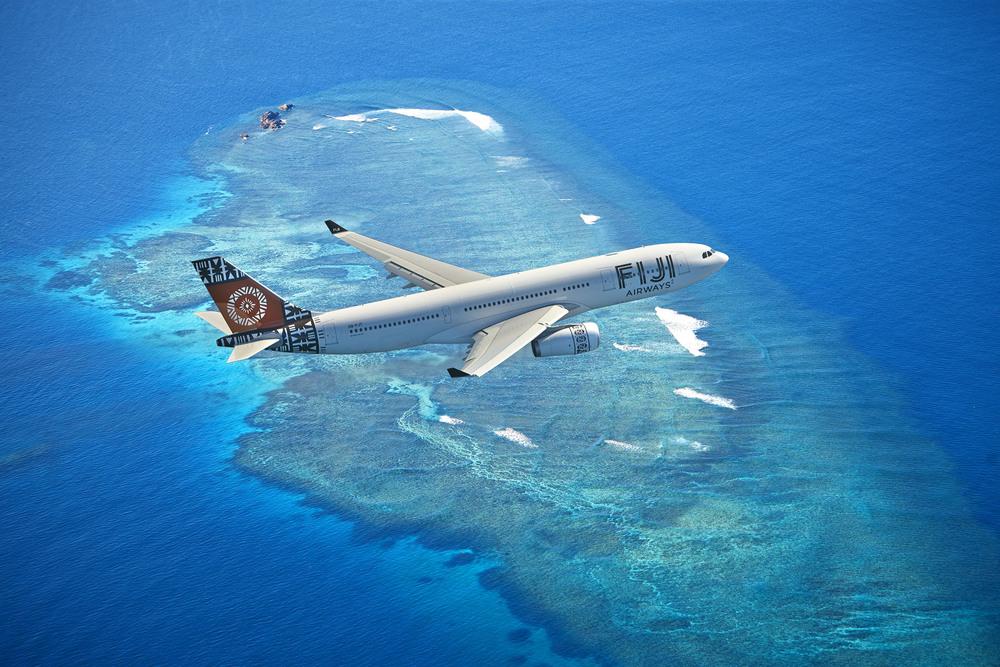 fanning island resort on tabuaeran atoll, kiribati, central Pacific
