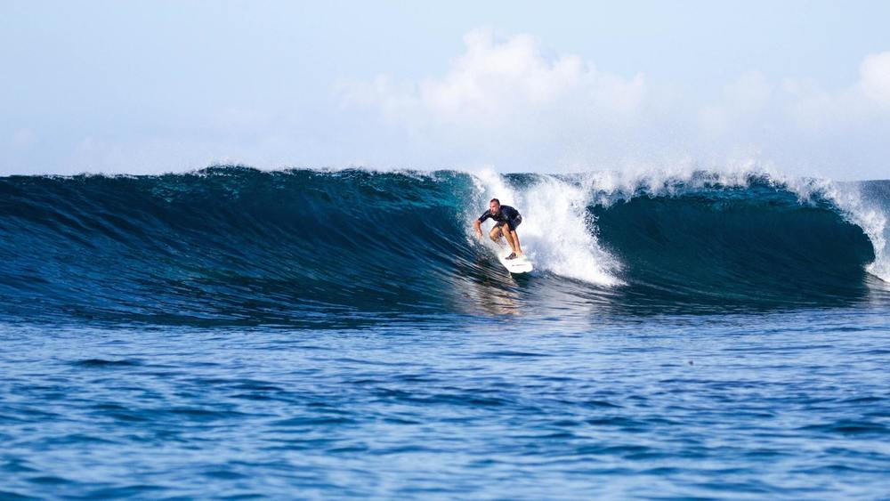 Fanning-Island-Resort  Professional Surf Guides