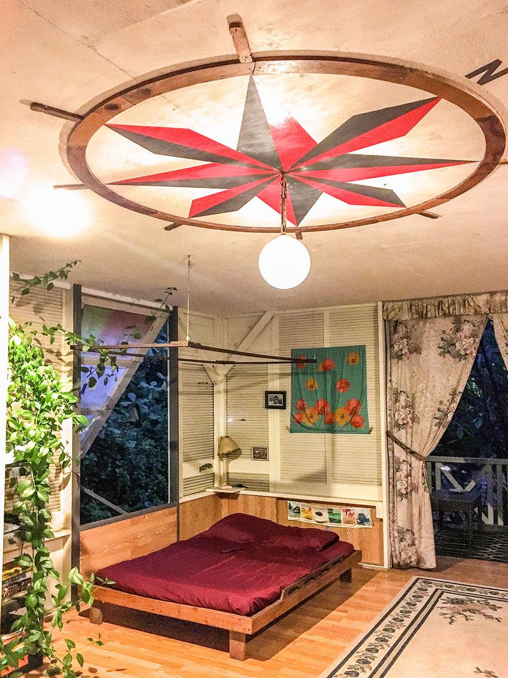 Our guest room at A La Belle Etolie, Pegasus Lodges.jpg