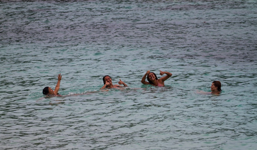 Lagoon fun.