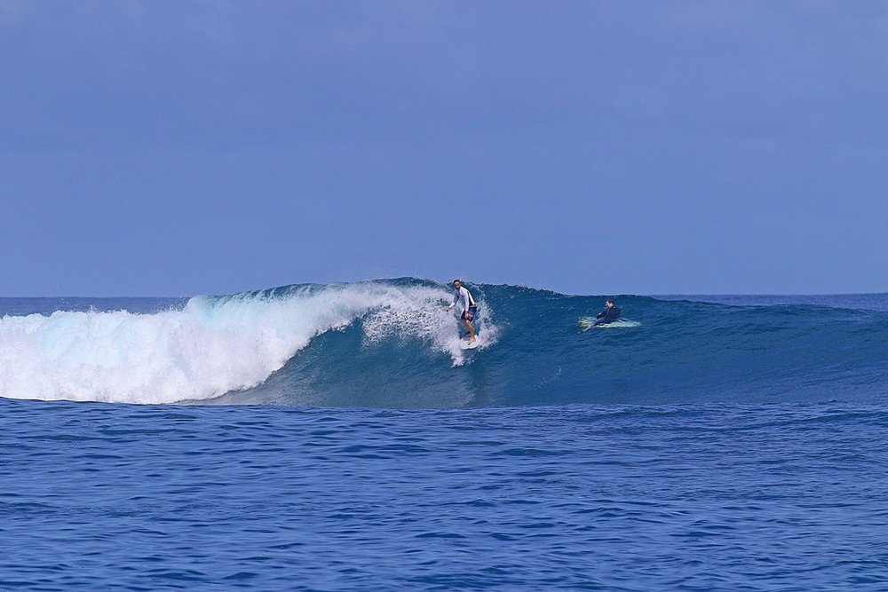 McGarry on a good looking wave!