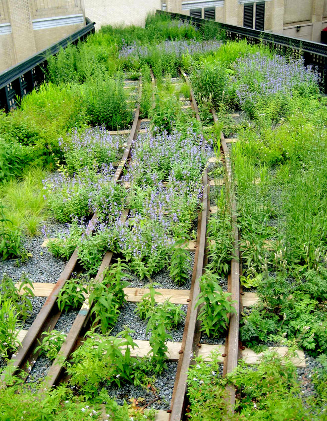 THE HIGHLINE NEW YORK
