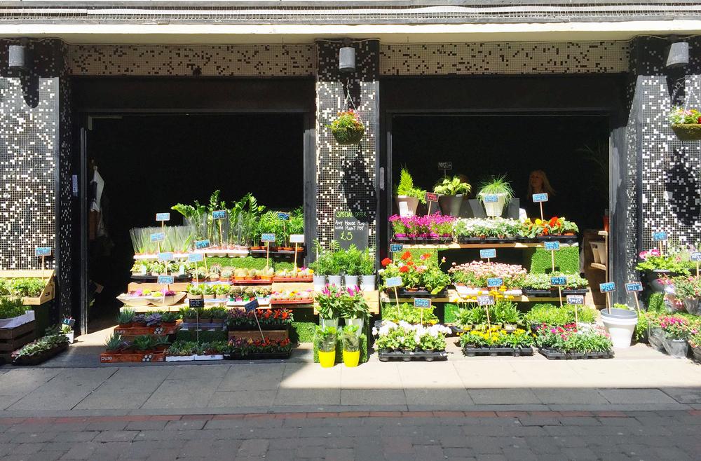 flower stall manchester
