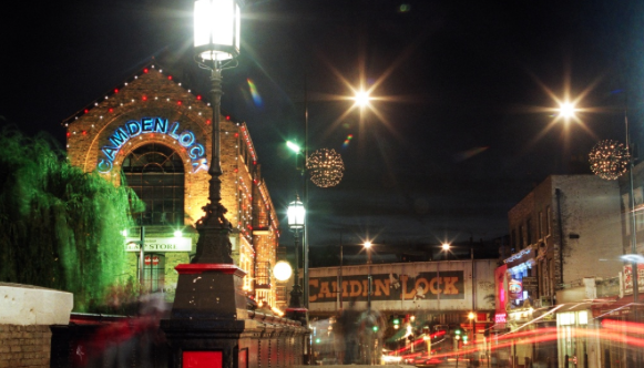 Camden Lock Night Market