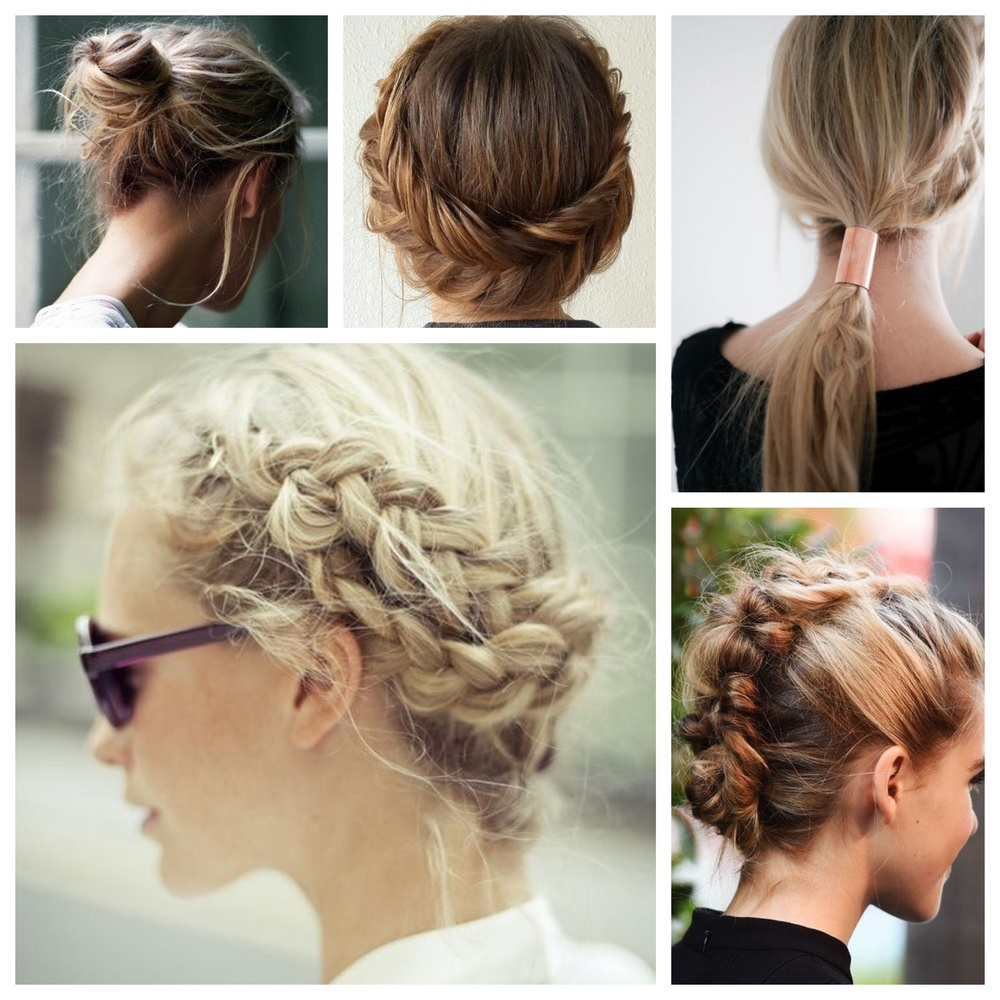 object style summer braids