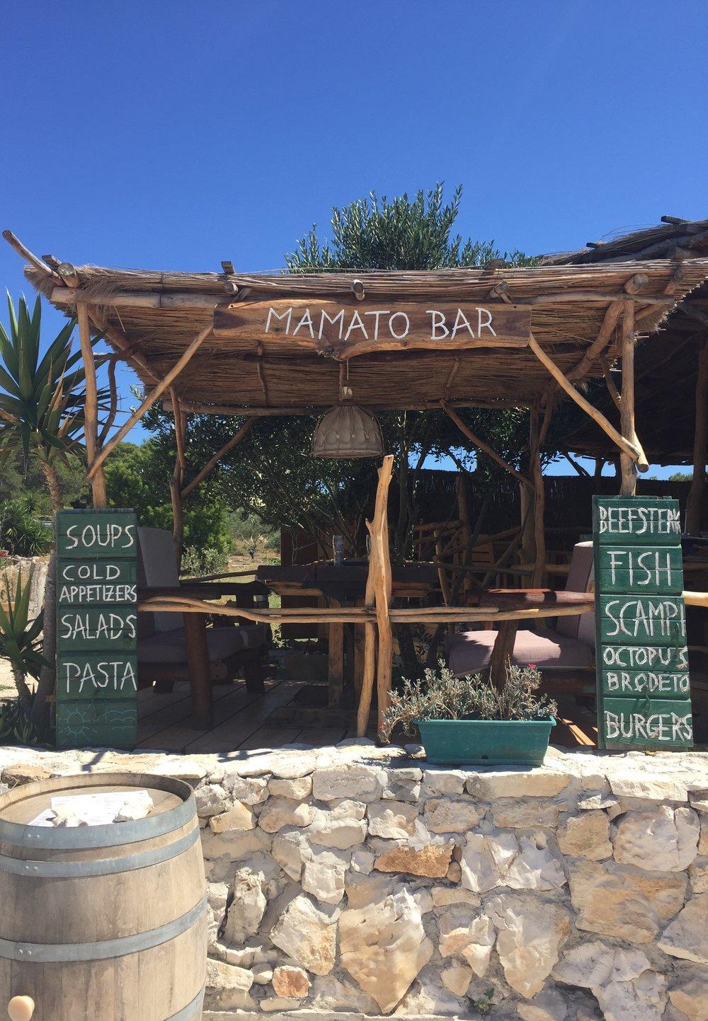 Mamato Bar Bar