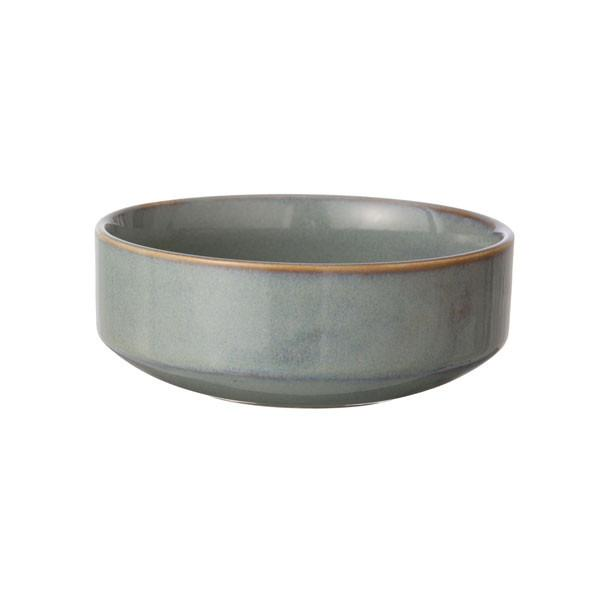 #006 Grey Glaze Bowls   13.5cm x H: 5.5 cm Hire Price - £2.40 Minimum Order 10 Current Stock Available 60