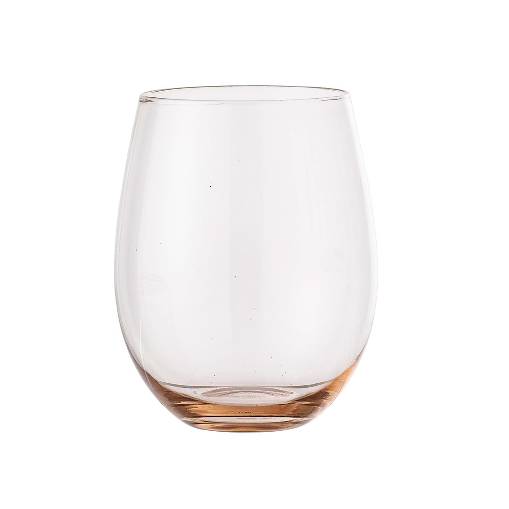#030   Rose Drinking Glass   9.5cm x H12cm Hire Price - £2.60 Minimum Order 10 Current Stock Available 60