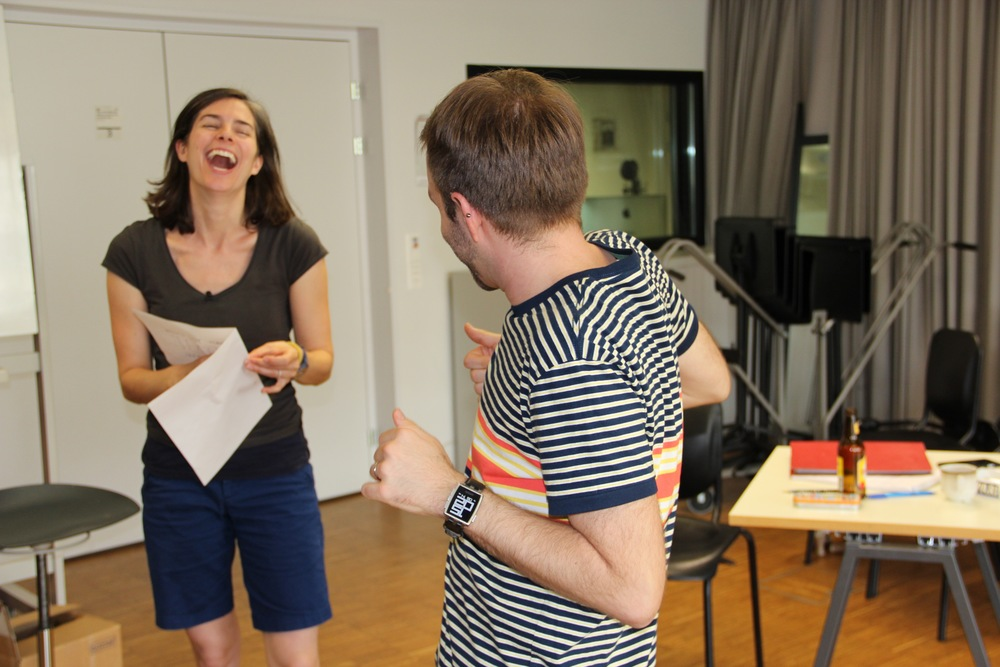 Summer Rehearsals