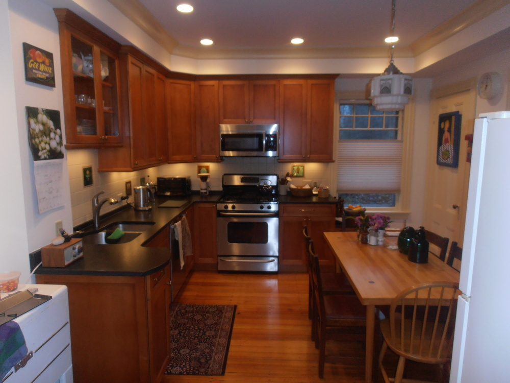 1 Brookline Coffered Ceiling and Country Kitchen.JPG