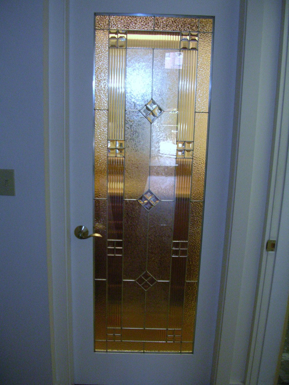 1 Glass Bathroom Door Back Bay Wood.JPG