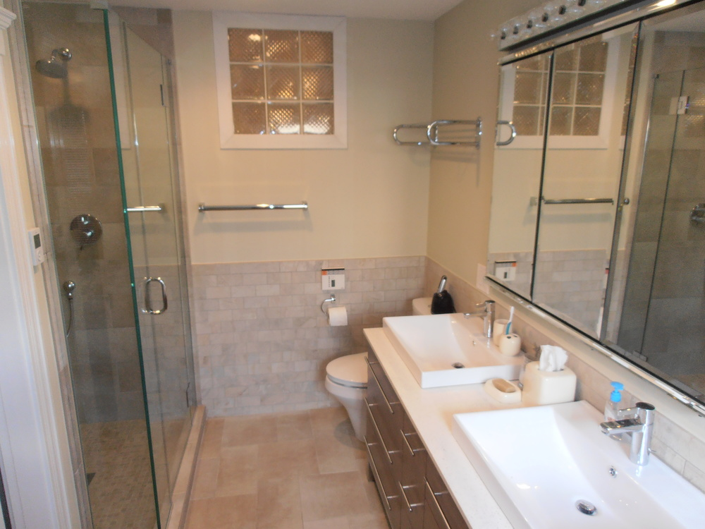 1 Washlet, Glass Shower, Modern Vanity Brookline Williamson.JPG