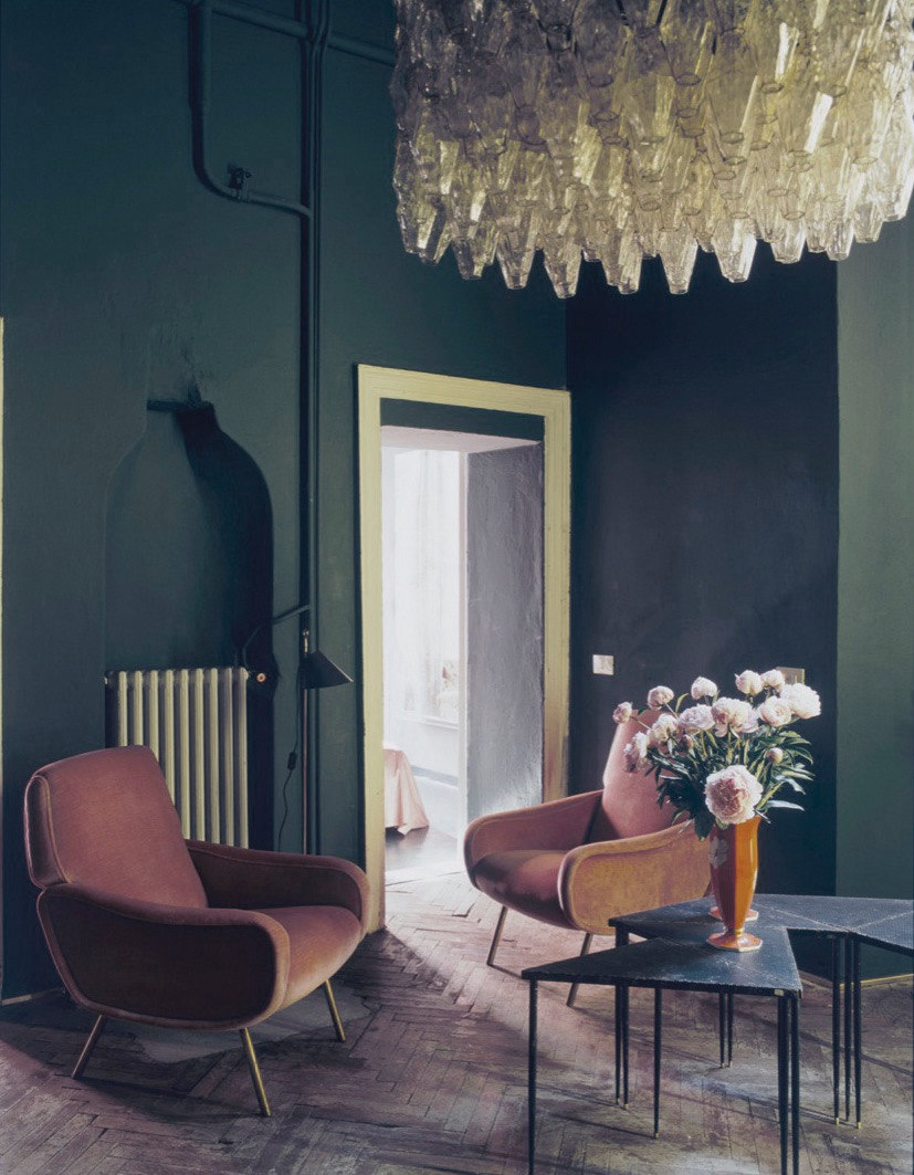 Creative designers, here Dimore Studio, Milan