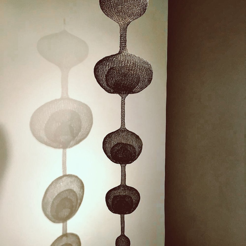 Ruth Asawa Wire Sculptures