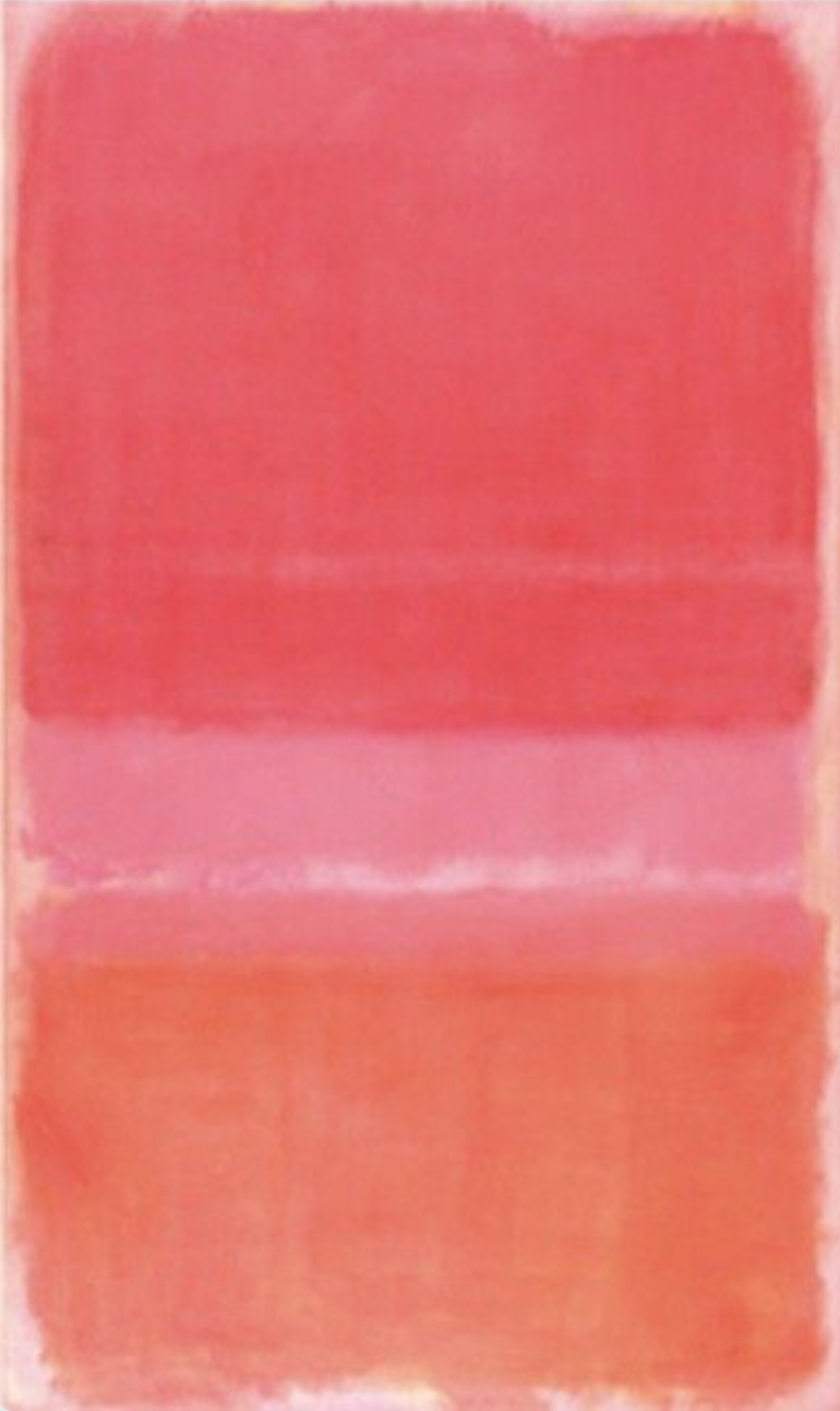 Art, here Mark Rothko