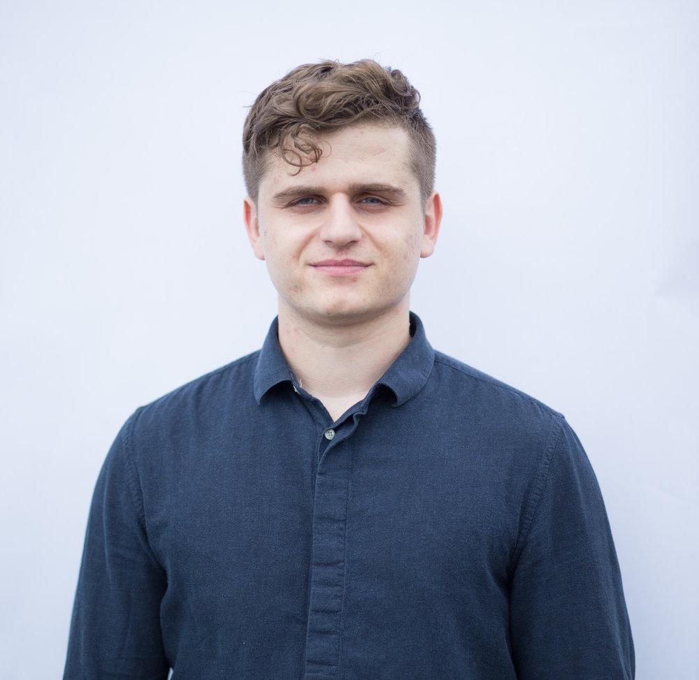 Roman Schorniy - Junior Designer