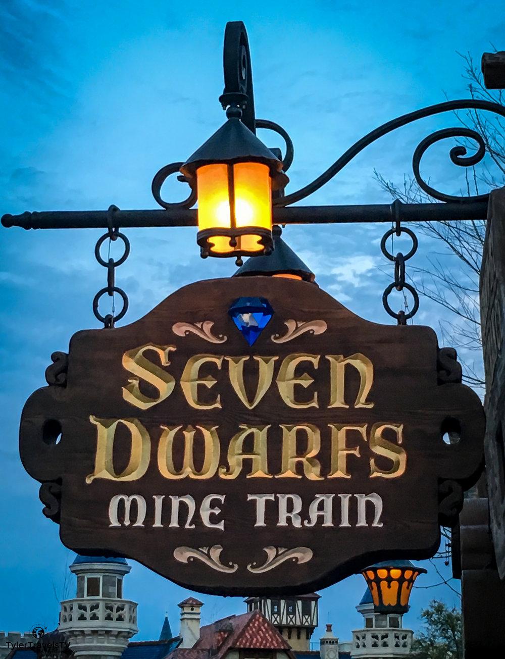 Seven Dwarfs Mine Train is a great use of a FastPass!