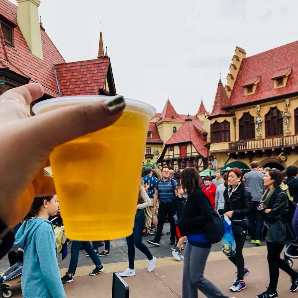 Oktoberfest Beer in Germany