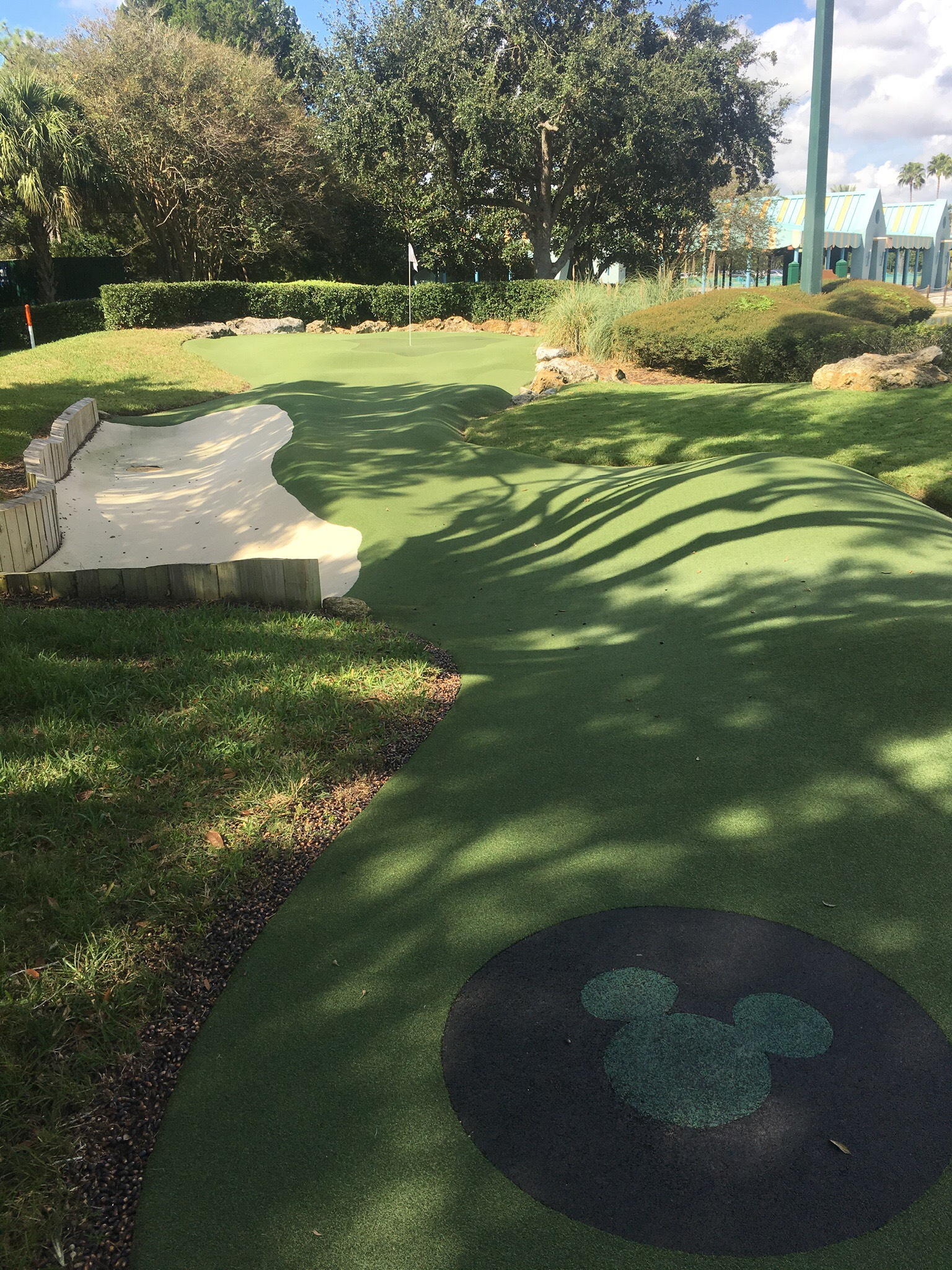 Fantasia Gardens Miniature Golf At The Happiest Place On Earth Tylertravelstv