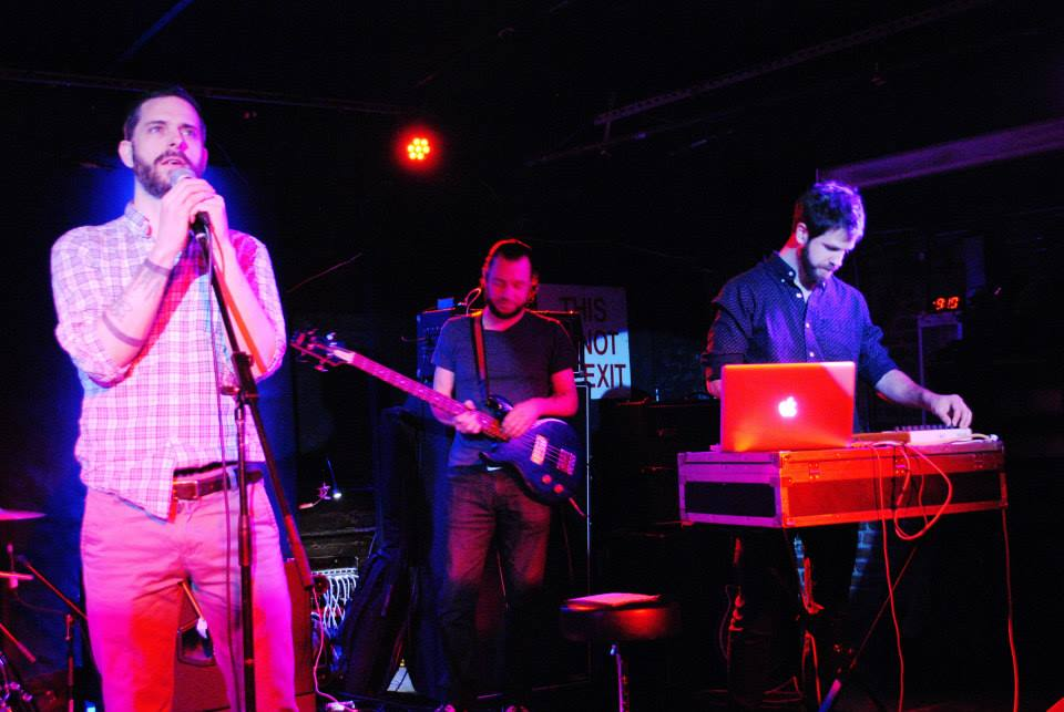 Bat fog performing live at Mercury Lounge