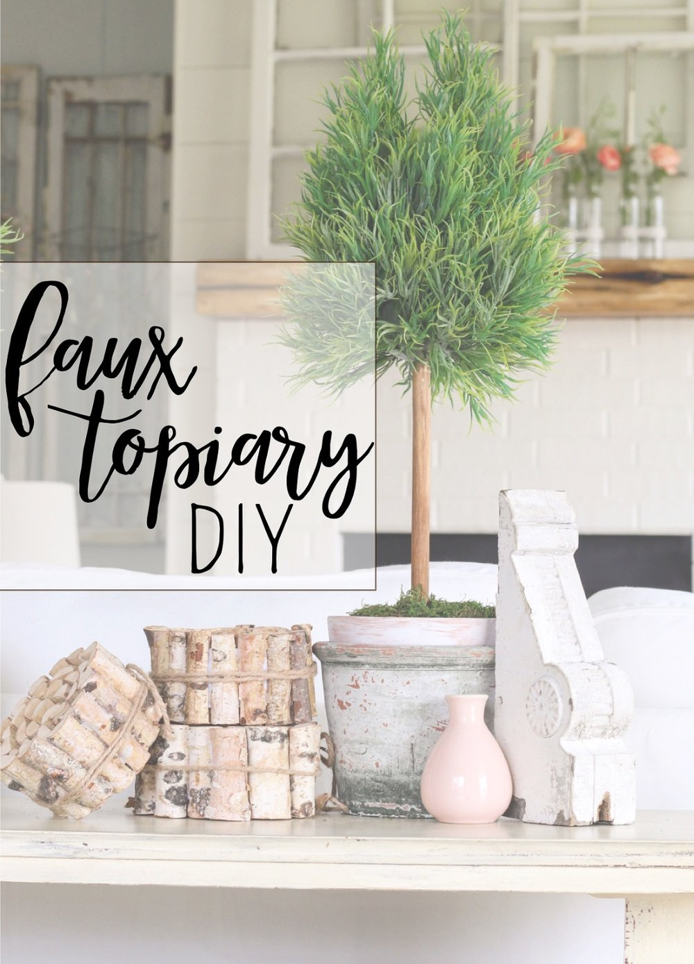 CottonStem.com how to make an easy faux topiary.JPG