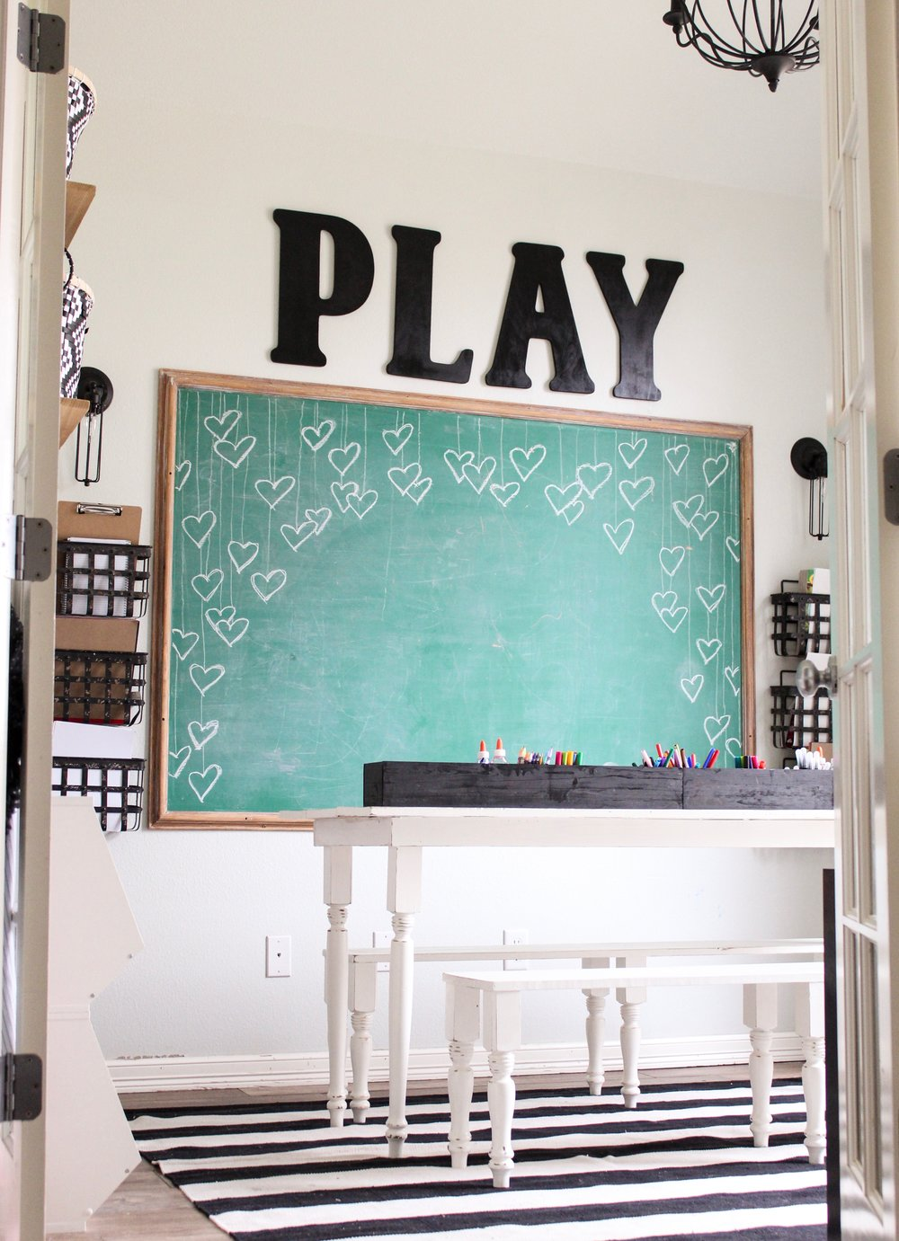 CottonStem.com farmhouse playroom black and white rug decor.jpeg