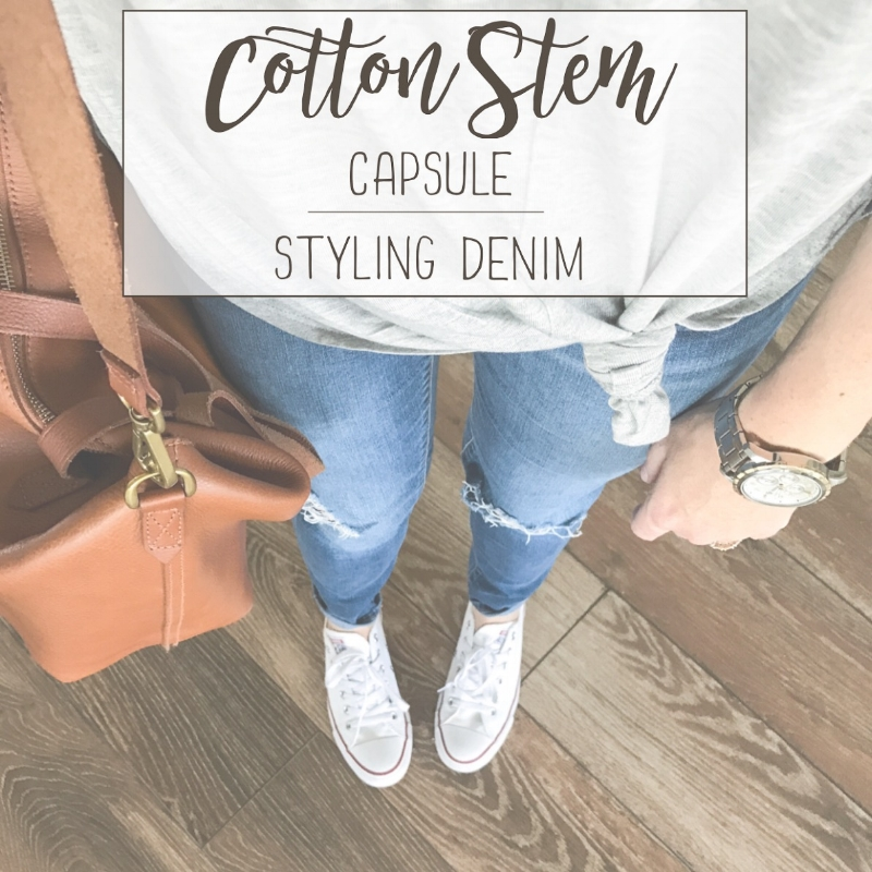 Cotton Stem Blog capsule wardrobe stying denim.JPG