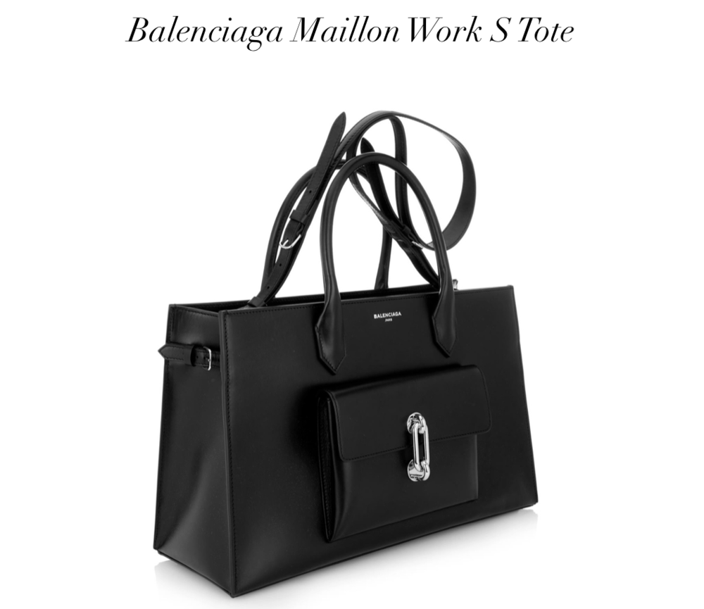 The Moderna - Balenciaga Tote