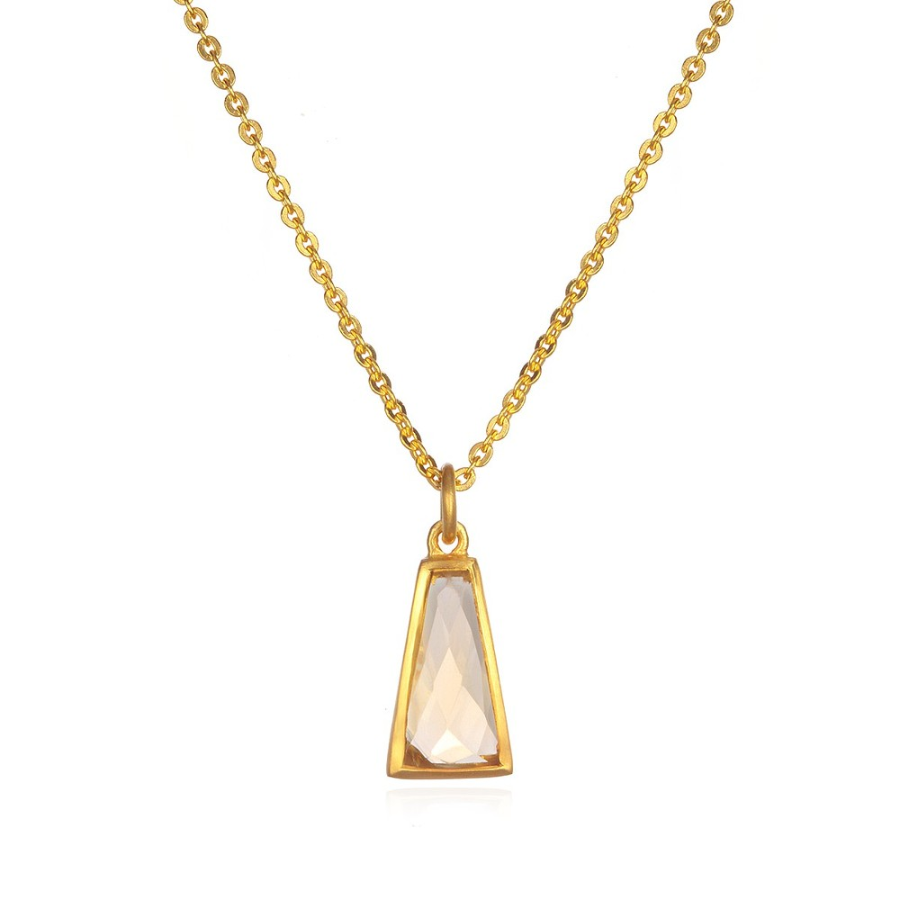 Radiance Abundance Necklace - Happiness, SATYA JEWLRY, $79