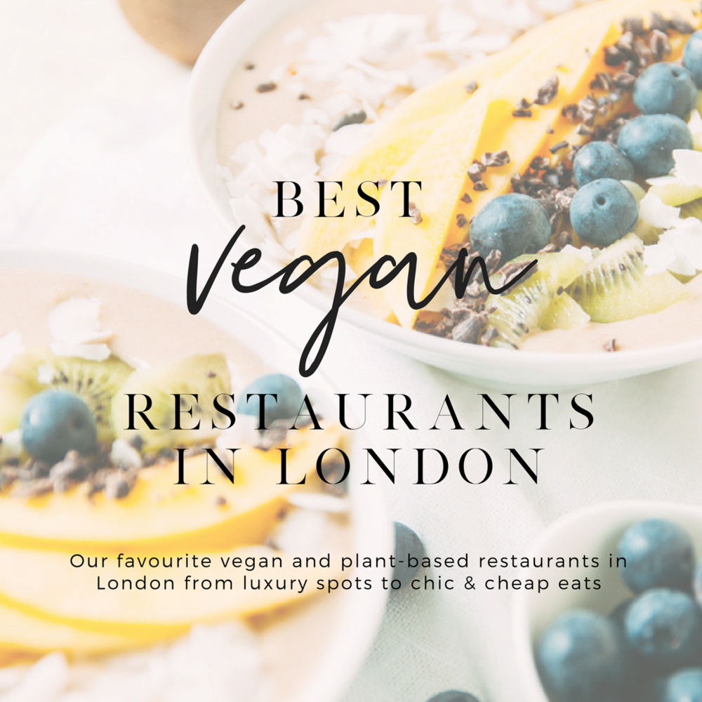 best vegan restaurants london