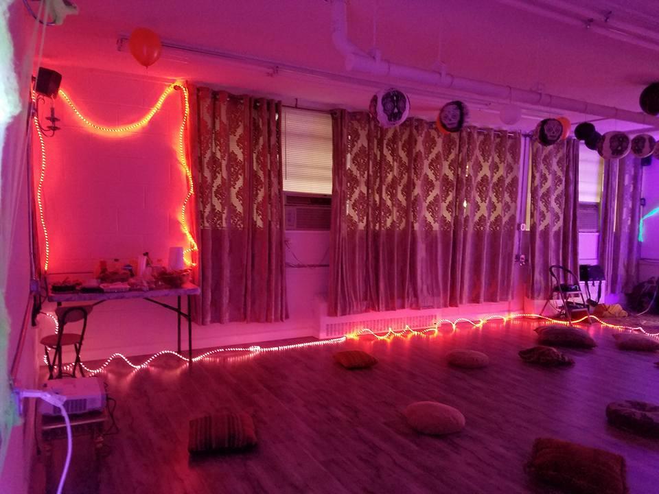 Manasa Yoga Studio Party