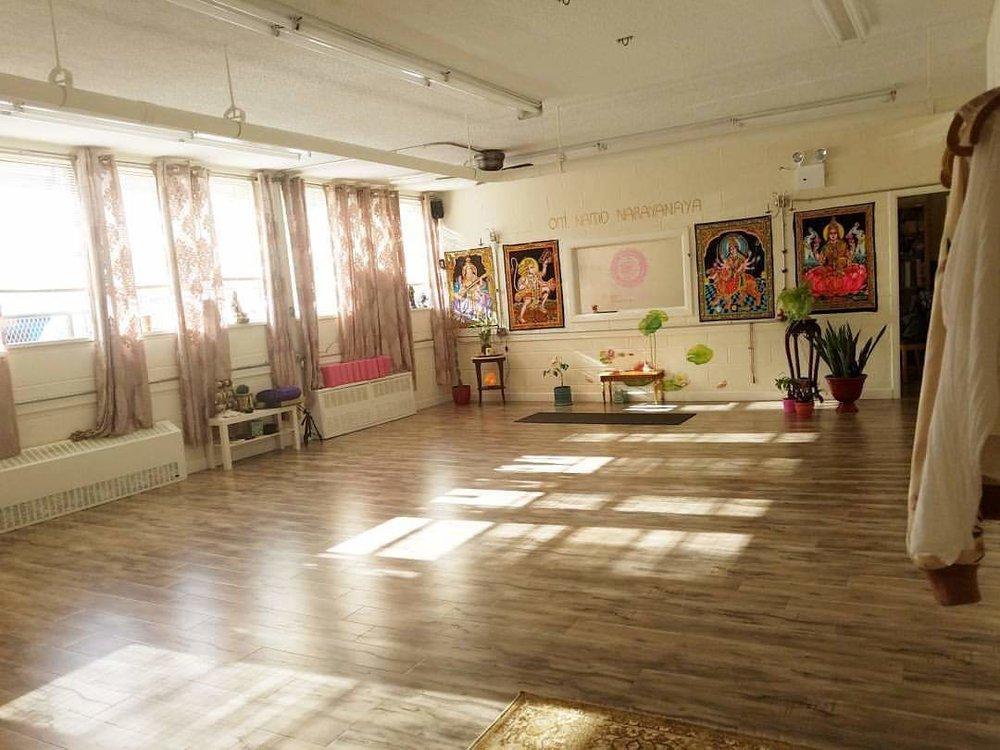 Manasa Yoga Studio Space for Rent