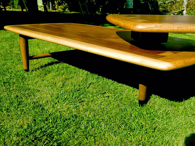 Lane Acclaim Boomerang Coffee Table Mid Century Modern