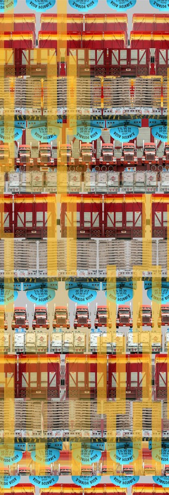 Los Camiones / The Trucks