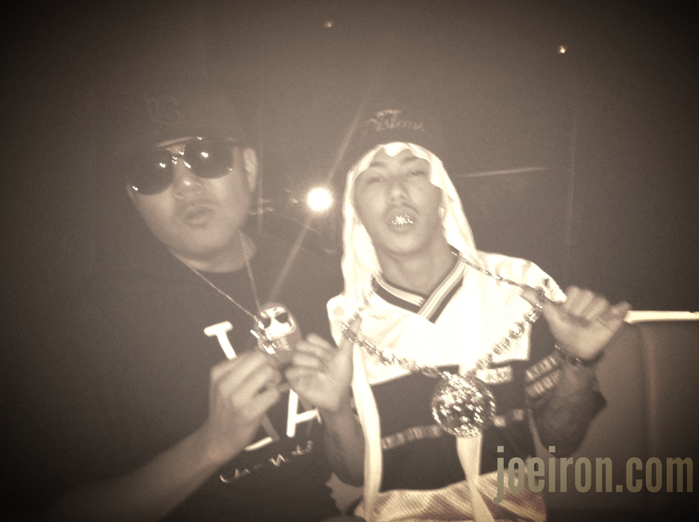 JOE IRON & KOHH